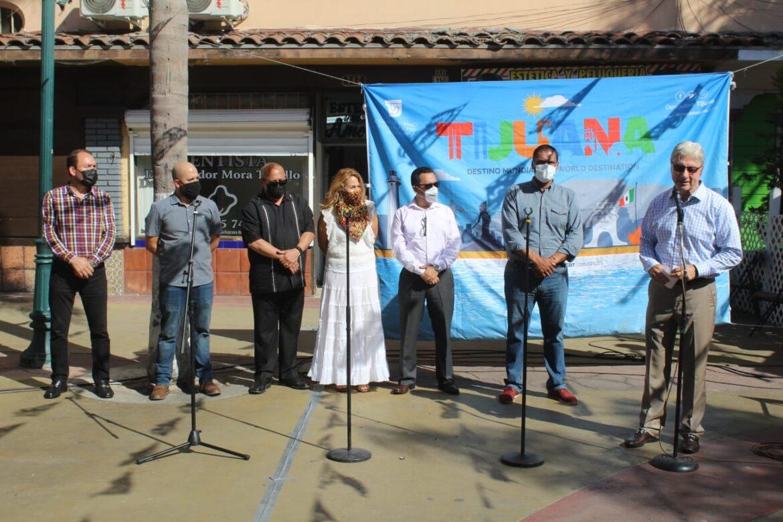 """Lanzan proyecto de Anfitrionía Turística """"Bienvenidos a Tijuana"""""""