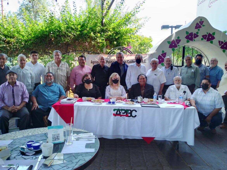 Todo listo para ceremonia de toma de protesta en APBC: Cristina Herrera