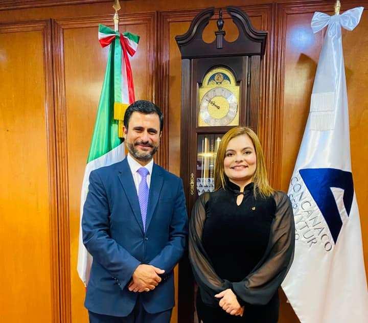 Agradece Gina Villalobos apoyo y confianza de Concanaco