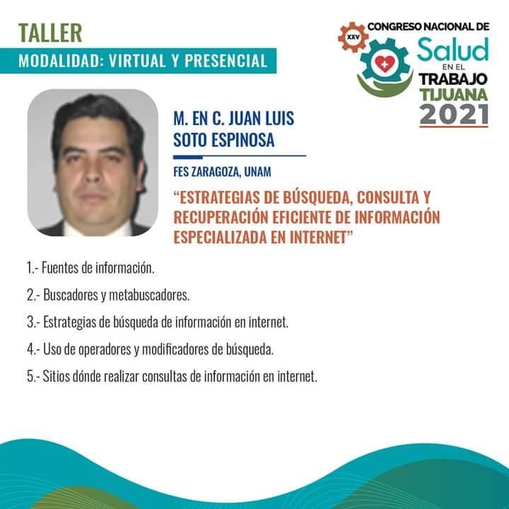 Inician hoy actividades del Congreso de Salud en el Trabajo en Tijuana