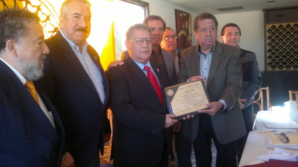 José Luis Pérez Canchola,  Personaje del Año del Grupo 21